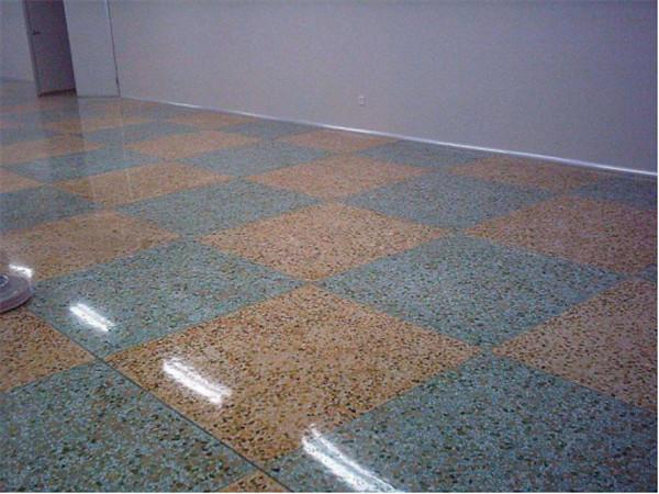 环氧彩砂型地坪系统