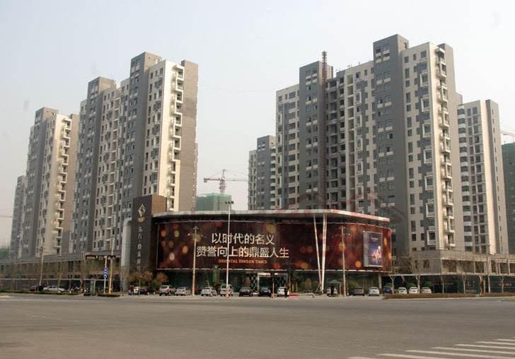 郑州固化地坪施工案例