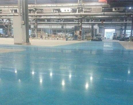 染色混凝土密封固化剂地坪