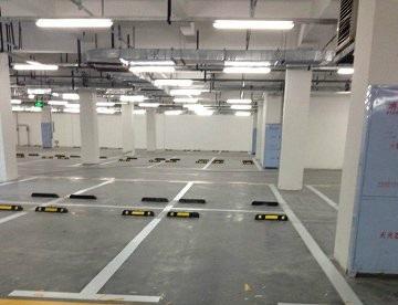 郑州标识标线带您了解地下停车场划线施工组织的管理