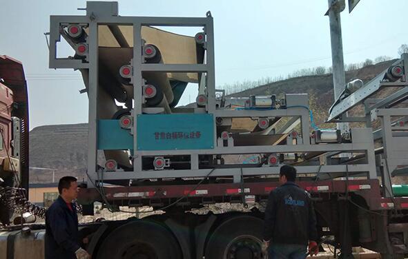 兰州污泥处理设备
