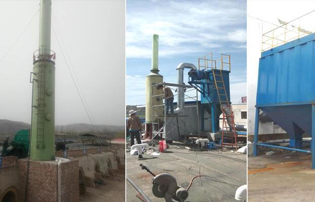 兰州脱硫除尘设备