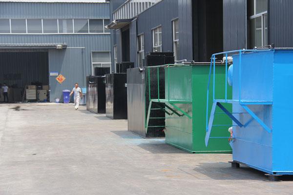 兰州屠宰场污水处理设备