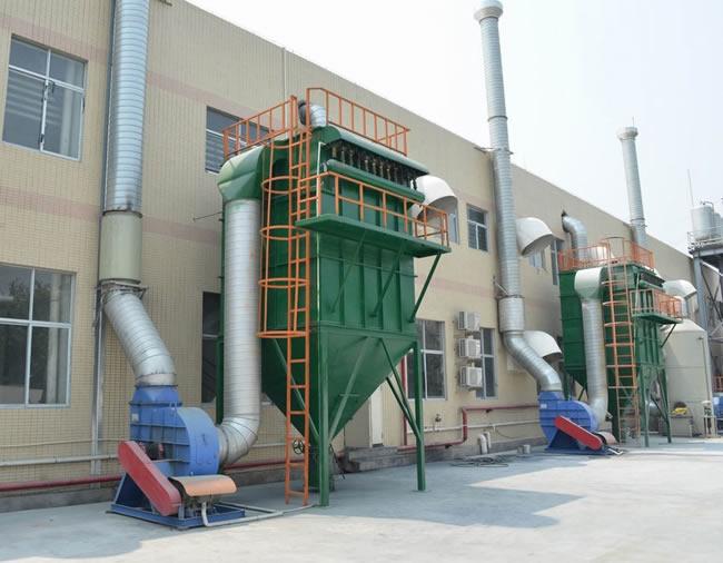 布袋除尘器是一种干式除尘装置,作用在哪些方面呢?
