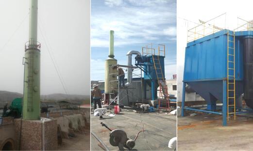 兰州脱硫除尘技术取得了长足的进步
