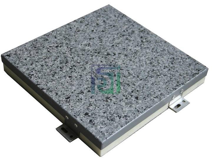 金属铝板保温装饰一体板