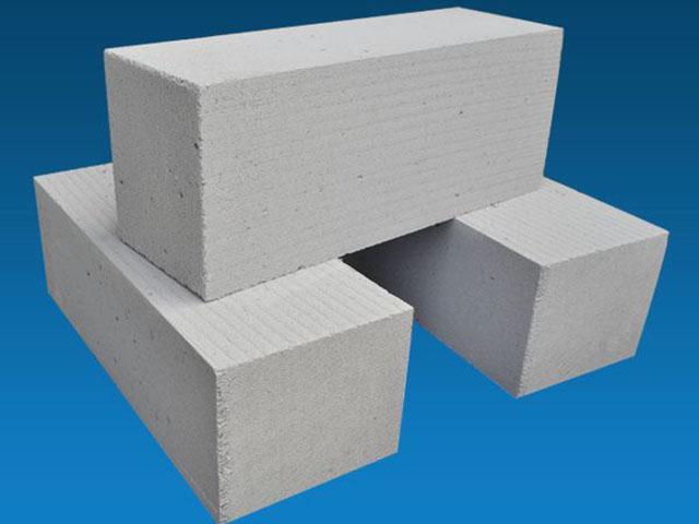 ABC混凝土蒸压加气砌块(灰加气)