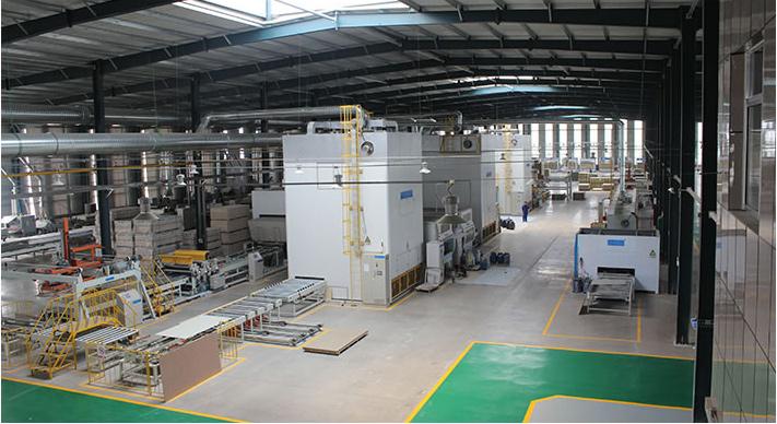 快来看看,陕西瑞斯特建筑装饰工程厂区部分照片!