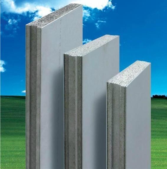 FPB硅钙复合夹心轻质条板