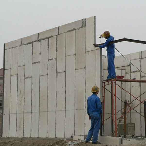 为什么陕西轻质隔墙板被更多建筑工程所注重呢?