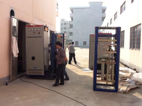 厂区西安配电箱使用案例
