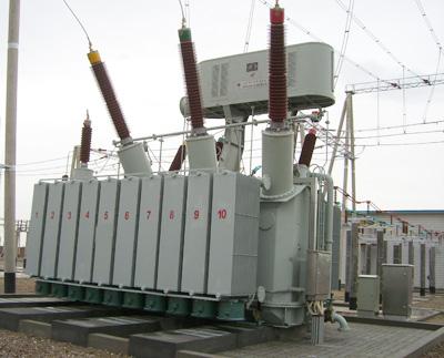 商洛电力设备案例