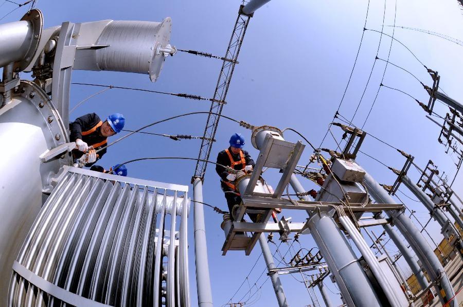 西安电力设备生产