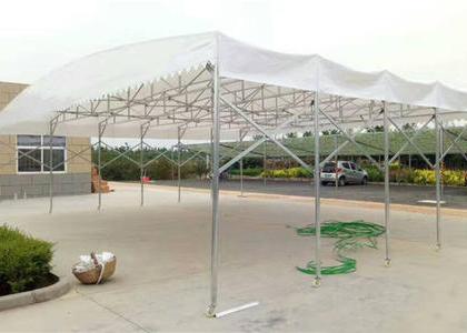 西安移动式雨棚