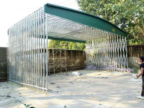 你想要了解的西安推拉雨棚维护保养方法都在这里了