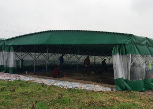 西安物流仓库帐篷