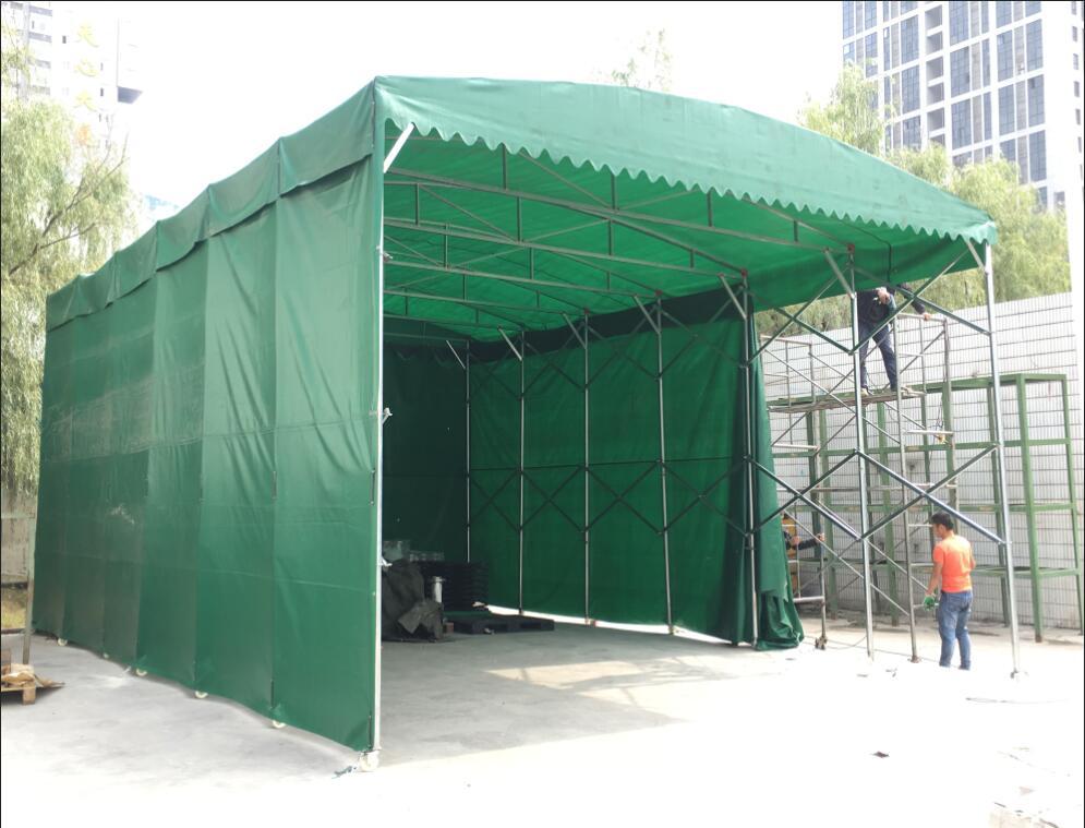如何收起西安折叠帐篷?中赛钢结构告诉你