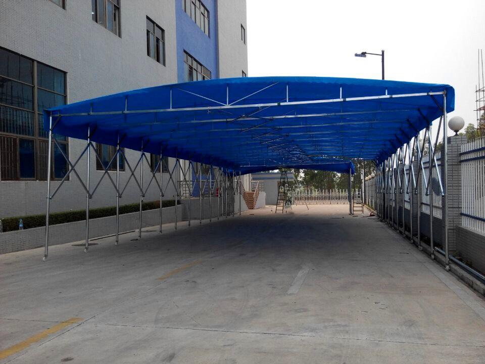 你知道西安推拉雨棚的设计要点是什么?