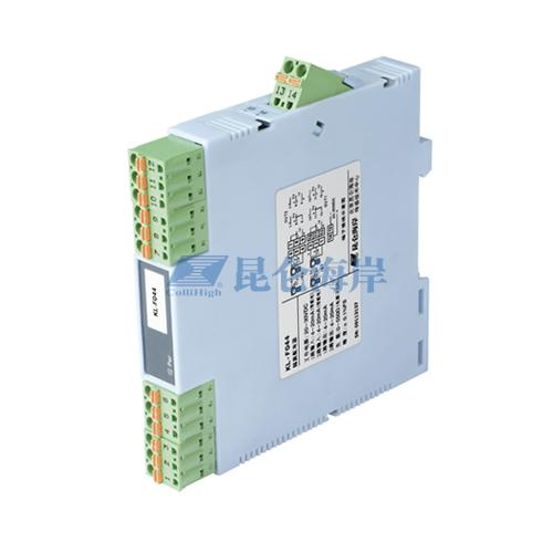 FBE044现场电源配电信号输入隔离式安全栅(二入二出)