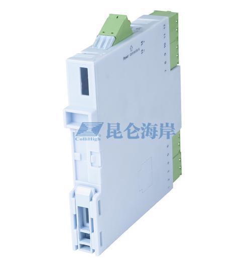 FBE043现场电源配电信号输入隔离式安全栅(一入二出)