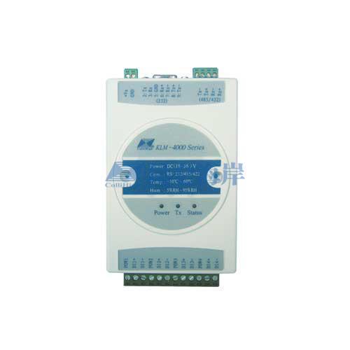 KL-M411x/2x/3x系列电流、电压、铂热电阻信号采集模块