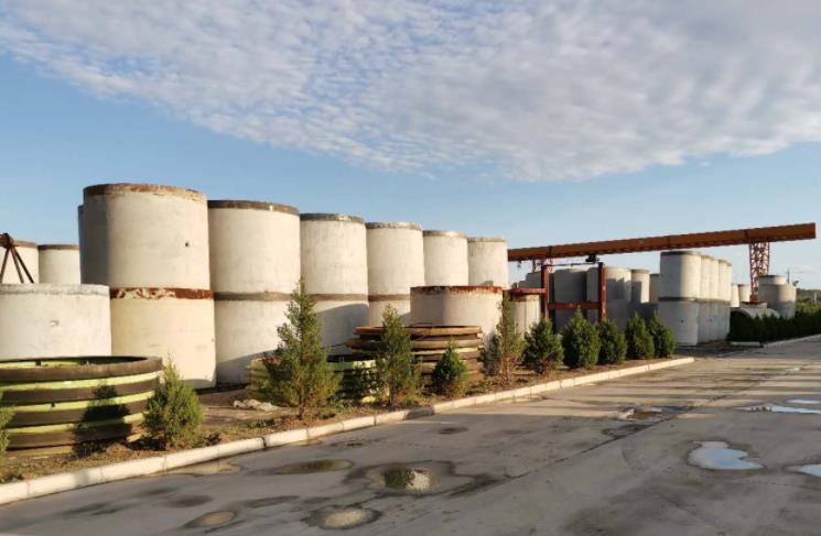 混凝土排水管存放过程中的养护方法