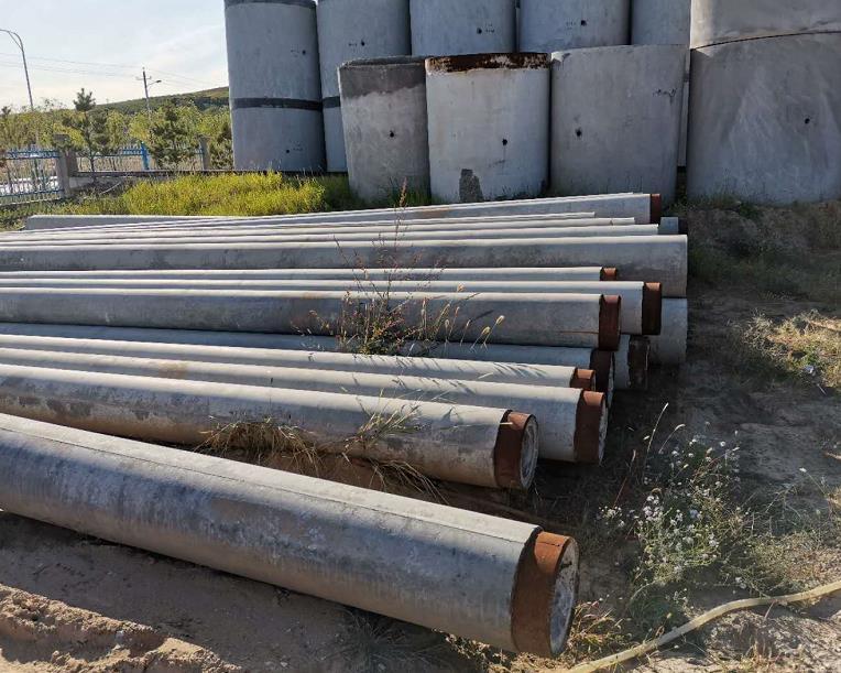 榆林钢筋混凝土电杆