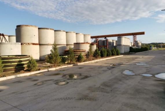 钢筋混凝土排水管的外观以及制作尺寸要求