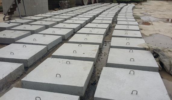 管道工程施工用盖板