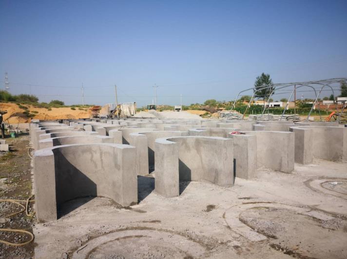 钢筋混凝土圆管涵的施工方法