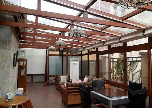 钢结构铝结构阳光房