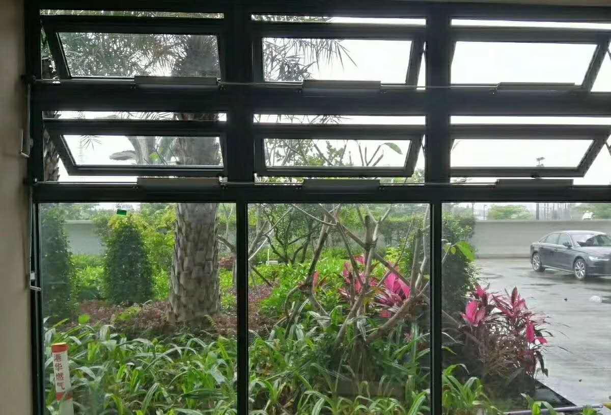 阳光房自动天窗