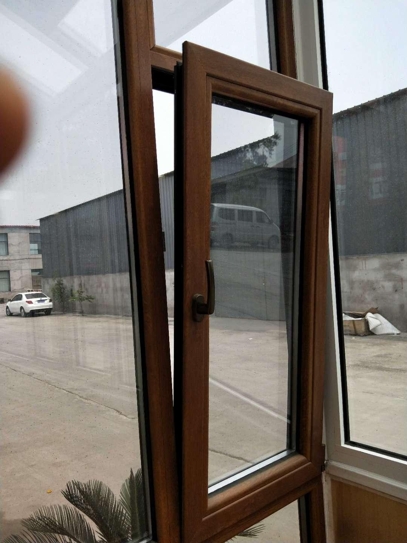 平开上悬窗 住宅铝合金平开窗、推拉窗