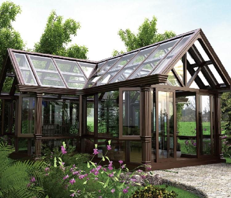 山西欧式阳光房的设计方案有哪些?-老战友门窗
