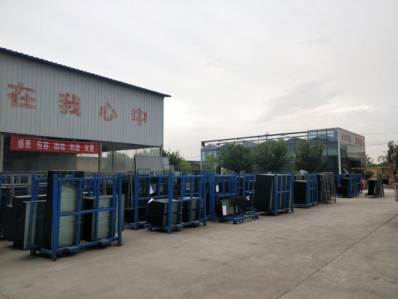 宏达特种玻璃厂区