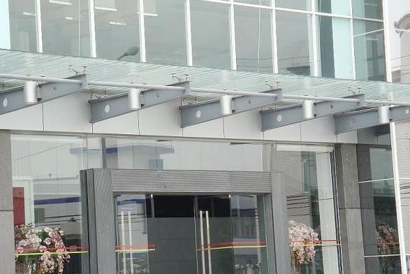 西安幕墙玻璃安装