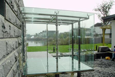 西安幕墙玻璃价格