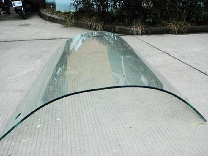 西安弯钢玻璃厂家