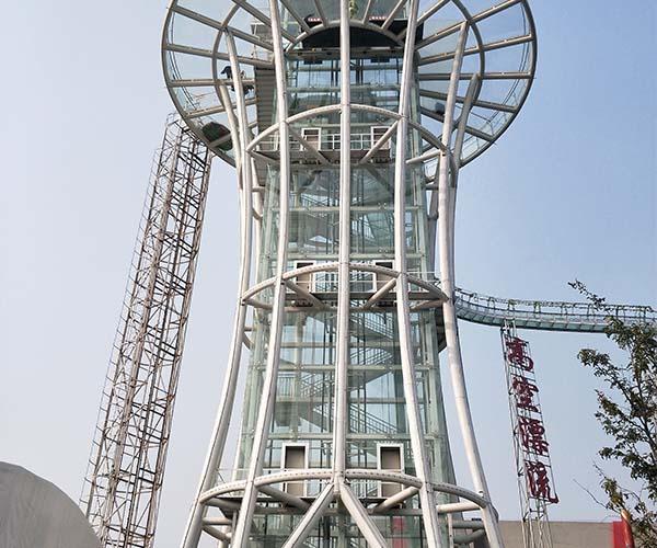 西安电梯玻璃厂家