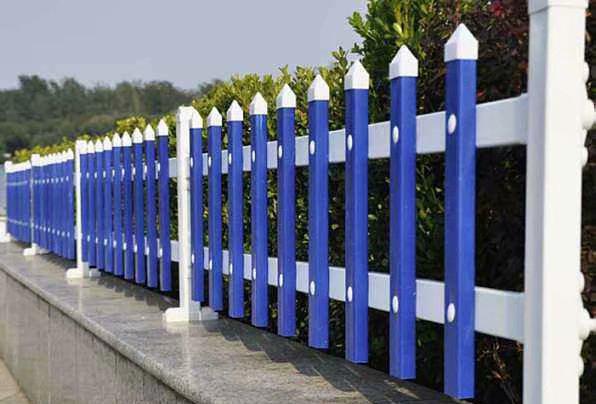 成都pvc护栏