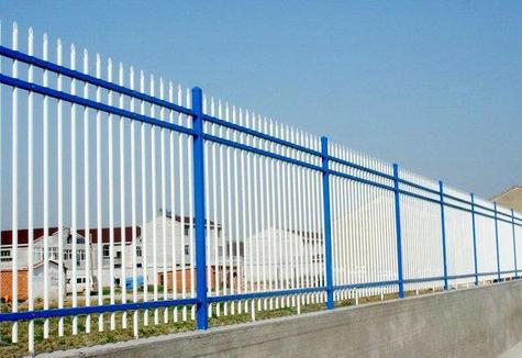 锌钢围栏网立柱的几种安装方法介绍,你值得拥有