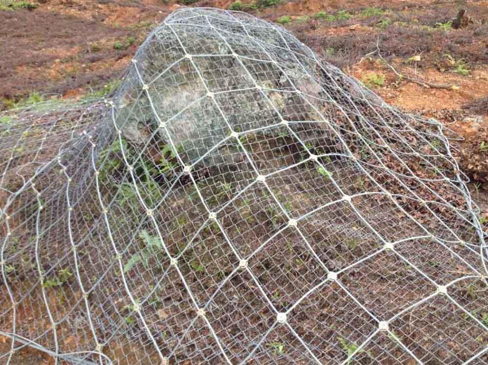 拦石网案例