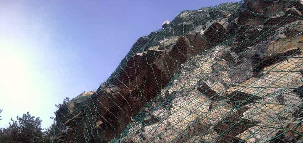 成都边坡防护网的防护体系包括哪些?你知道吗?