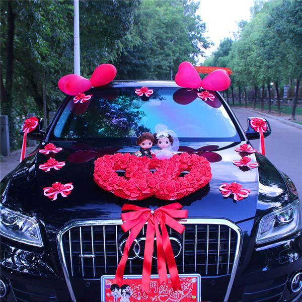 婚车租赁——结婚正确的选择婚车可以讨个好彩头哦!