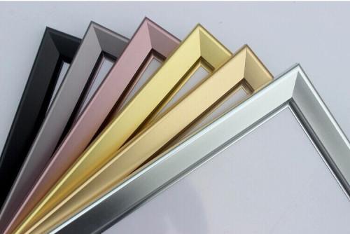 河南粉末涂料铝型材喷涂案例