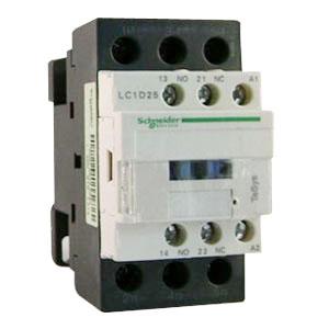 施耐德接触器LC1