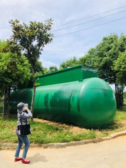 沪渝高速枝江西服务区污水设施改造工程