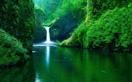 保护水资源,是你我的责任