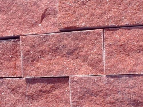 浅谈新型装饰材料——红砂岩