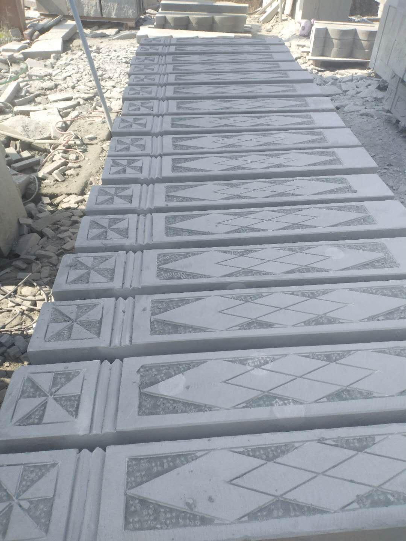 青砂石雕刻栏杆